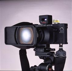 Linhof Technorama 617s III Panoramic Camera.
