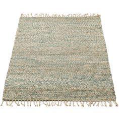 Jute carpet 90x180cm