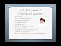 Don't Ask Do Tell! Non Directive Language with Maureen Nevers - YouTube