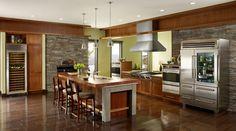 Kitchen Tiles Design Idea