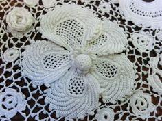 irish crochet lace - Buscar con Google