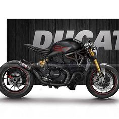 "Ducati Monster 1200 ""Valkyrie"" Courtesy of: V'Spirit Motorworks, France #ducatistagram #ducati #monster #1200"