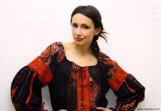 By Valentina Vidrascu - Romanian-Ethnic Blouse <3