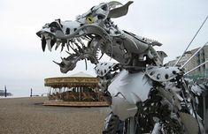 steel-dragon