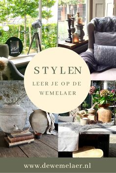 Interior Styling, Interior Design, Country Style, Grey And White, Beautiful Homes, Sweet Home, Home And Garden, Patio, Table Decorations