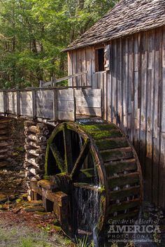 Old Grist Mill | Flickr - Photo Sharing!