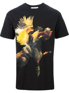 Comprar Givenchy T-shirt con estampado de gallo y mono en Divincenzo from the world's best independent boutiques at farfetch.com. Shop 300 boutiques at one address.