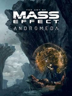 The Art of Mass Effect Andromeda - $36 http://amzn.to/2ftWdMo