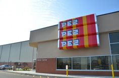 PEZ Visitor's Center: A Sweet Stop off I-95