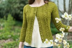 Ravelry: Cosette pattern by Jennifer Wood