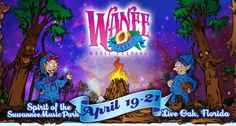 A Florida Tradition! Wanee Festival is an annual event hosted by the Allman Brothers Band, held since 2005 at the Spirit of the Suwannee Music Park, in Live Oak, Florida.