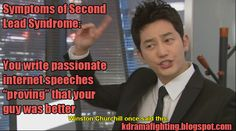 Second Lead Syndrome--It can't be cured! #kdramafighting