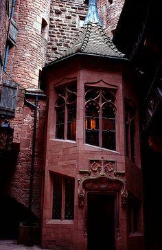 Chateau du Haut-Koenigsbourg, Alsace