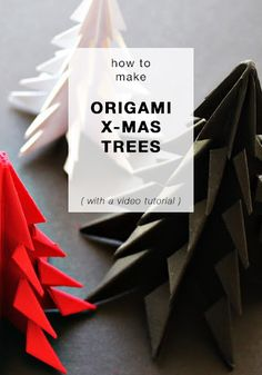 And finally I managed to post this origami tree tutorial...for those who follow me on instagram, you know I've made these last week. So if you wanna know how to make this.... Update on 11 November 2013!!! After a couple of comments it was pointed out to me that the steps are not very clear and many of you got confused around the 9th-10th tile. In order to help you understand the procedure I put together a little video! I hope this helps ;) Let me know what you think and thank you very...