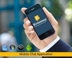 Multiplatfrom #Chat #Application - Available on Google Play and IOS Store.