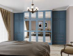 Роль цвета для мебели в спальню #спальня #шкафвспальню #спальнямебель #дизайнеринтерьера #мебель #дизайн #ремонт #furniture #interiordesign