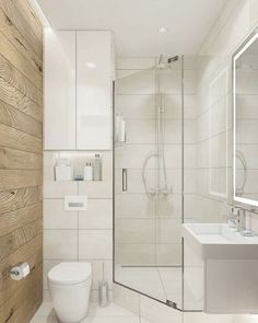 Stunning Small Bathroom Makeover Ideas That Trendy Now - Bathroom - Bathroom Decor Small Bathroom Storage, Bathroom Design Small, Bathroom Layout, Bathroom Interior Design, Bathroom Ideas, Serene Bathroom, Small Bathrooms, Bathroom Organization, Bathroom Mirrors