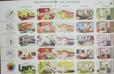 color schemes for interiors