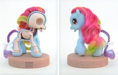 Little Pony Skeleton