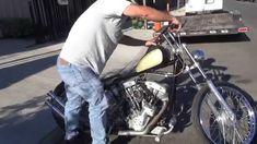 Hunting Harley's, 1976 shovelhead bobber