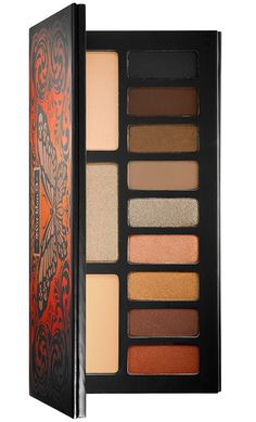 The Chrysalis Eyeshadow Palette and the Monarch Eyeshadow Palette are two new Kat Von D Eyeshadow Palettes for Spring 2014 that are available at Sephora Kat Von D Makeup, Kat Von D Eyeshadow, Eyeshadow Palette, Eye Palette, Kat Von D Palette, Make Up Palette, Love Makeup, Beauty Makeup, Glam Makeup