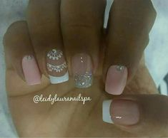 Decorados ejecutivos Hair And Nails, My Nails, Glow Nails, Pretty Hands, Elegant Nails, Birthday Nails, Nail Decorations, Nail Trends, Nail Inspo