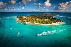 Necker Island, Worth Adventures of Sir Richard Branson Island