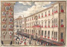 02. Pepoli Estensi Canossa: improbabili tracciati celebrativi | Archivio di Stato di Bologna