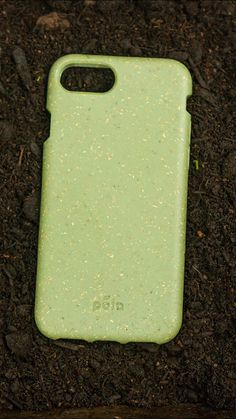 World's First Biodegradable Phone Case