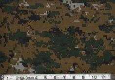 45″ POLY-COTTON DIGITAL CAMOUFLAGE PRINT | Marshall Dry Goods