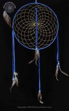 12 Inch Navajo Dream Catcher - DreamCatcher.com