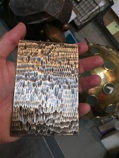 textured metal finish Texture Metal, Texture Art, Floor Finishes, Wall Finishes, Metal Finishes, Liquid Resin, Polished Plaster, Material World, Stone Veneer