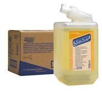 Sapun lichid antibacterian Kimberly Clark-cod 6334, recomandat in spatiile medicale, timp de actiune 30 secunde.