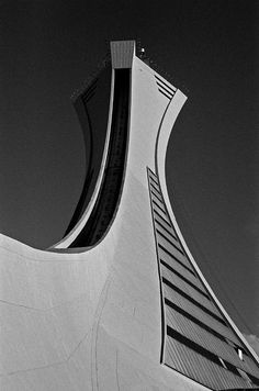 Le Stade Olympique de Montreal Poster by Juergen Weiss. Thing 1, All Poster, Comme, Fine Art America, Architecture, Prints, Architecture Illustrations