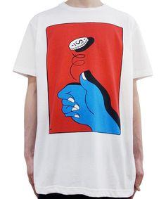 ROCKWELL - MY FIVE CENTS TEE (WHITE) http://www.raddlounge.com/?pid=76715487      #raddlounge #style #stylecheck #fashionblogger #fashion #shopping #menswear #clothing #julianzigerli #harajuku #rockwellbyparra #rockwellclothing #parra