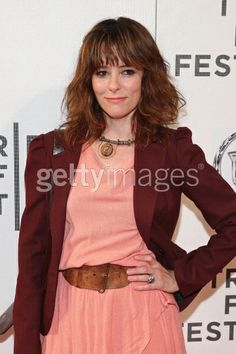 Actress Parker Posey attends the...
