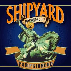 Shipyard Pumkinhead Beer - All I can say is AWESOME!
