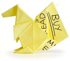 LIGHTNING DEAL Suck UK Origami Sticky Notes £1.60