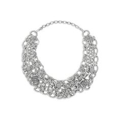 Heirloom Chain + Pavé Convertible Necklace A trio of pavé accents + vintage...click thru to see!