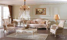 Helena Lüks Klasik Koltuk Takımı #Koltuk #Moda #Dekorasyon #Decoration #Home #SofaSet #LivingRoom #Mobilya #Furniture