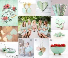 Don't miss my mint weddings post! Here: http://www.53countesses.blogspot.com.es/2014/06/bodas-verde-mint-inspirate-mint.html