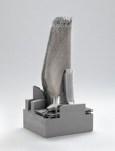 Thom Mayne. Phare Tower, Paris, France. 2006-2010