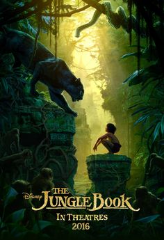 The Jungle Book (April 15, 2016)