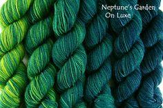 Neptune's Garden on Luxe
