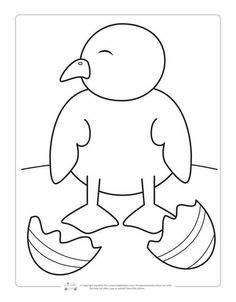 Printable Easter Coloring Pages for Kids - Itsy Bitsy Fun Easter Coloring Pictures, Free Easter Coloring Pages, Easter Bunny Colouring, Fall Coloring Pages, Adult Coloring Book Pages, Flower Coloring Pages, Free Printable Coloring Pages, Coloring Books, Coloring Sheets