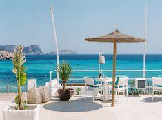 The best Ibiza restaurants, beach clubs and cafes - natalie Best Restaurants In Ibiza, Best Hotels In Ibiza, Ibiza Restaurant, Hotel Ibiza, Ibiza Beach Club, Ibiza Island, Ibiza Travel, Cool Cafe, Fun Cocktails