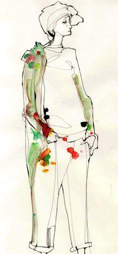 TIMI HAYEK Lebanese illustrator