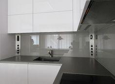 Leicht küchen weiß  LEICHT Küchen; Küche I in Kirchheim/Teck #LEICHT #lack #silestone ...