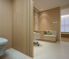 Robarts Interiors and Architecture - Deheng Clinic: