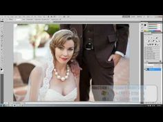 Professional Photoshop Portrait Retouching - Part II - Learning and Setting Up Healing Brush Presets